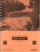 Title Page, Luce County 1973